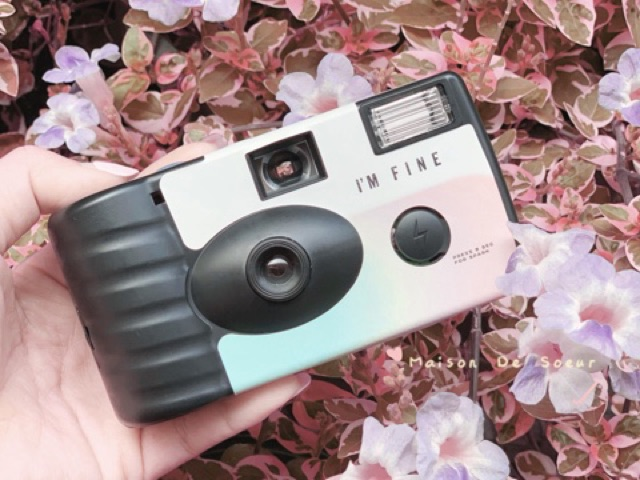 อัพเดต 5 กล้องฟิล์มแบบใช้แล้วทิ้ง ราคาประมาณห้าร้อยบาท!