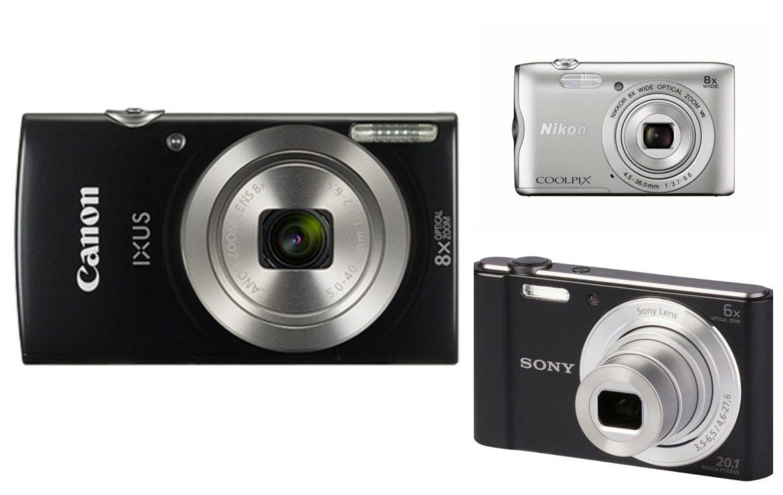 3 กล้องดิจิตอล ไม่เกิน 10,000 บาท งบน้อยก็สามารถมีกล้องดิจิตอลได้ แถมใช้งานง่ายอีกด้วย