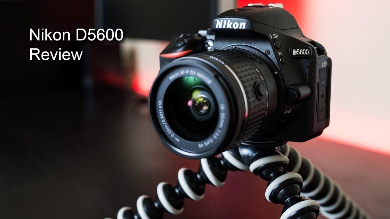 รีวิวกล้องถ่ายรูป Nikon d5600 Kit  ที่มาพร้อมกับเลนส์ AF-P  DX18-55