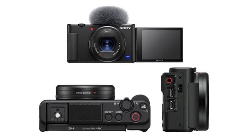 กล้อง Compac เอาใจสายถ่าย VDO ต้องนี่เลย Sony ZV-1 2020