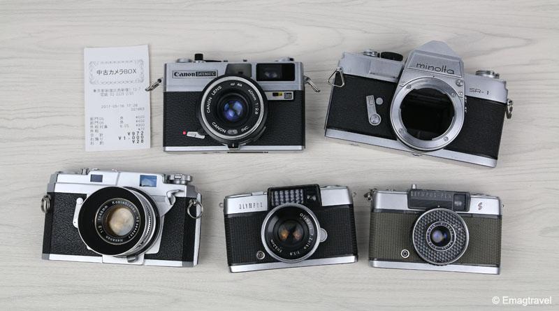 เทคนิคต่างๆที่สำคัญในการ เลือกซื้อกล้องมือสอง