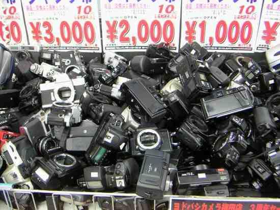 กล้องถ่ายรูปมือสอง จากญี่ปุ่นทำไมกำลังนิยม