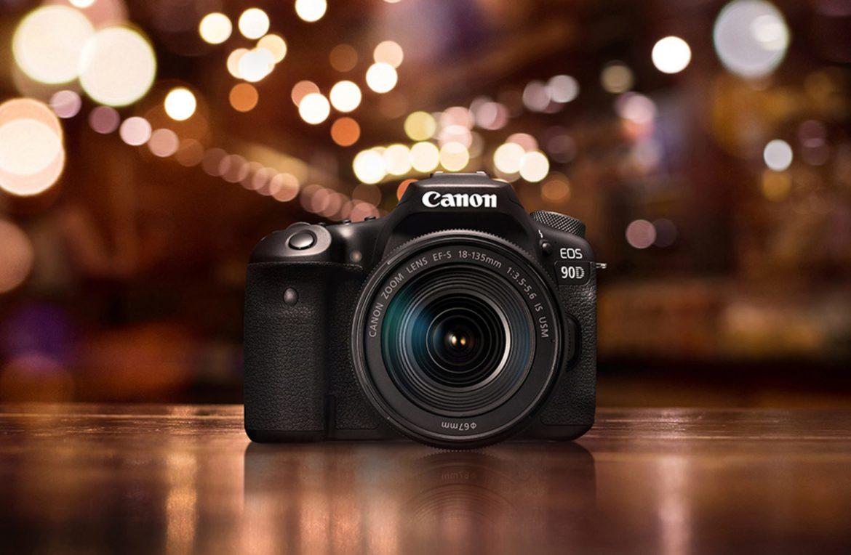 กล้องDSLR กับ 3 ข้อดีกล้องถ่ายรูป Canon EOS 90D  ที่พร้อมลุยทุก ๆ สถานการณ์