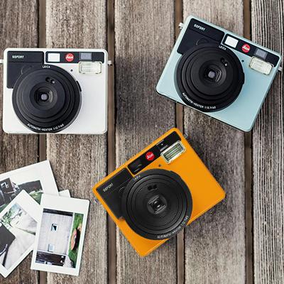 3 จุดเด่นของกล้อง Leica Sofort  ที่มีความน่ารัก น่าใช้มาก ๆ แถมยังเป็นกล้อง  Instant ดีกรีตัวแรกของไลก้า