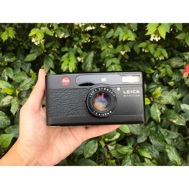 แนะนำ 3 จุดเด่น กล้องฟิล์ม Leica Minilux บอกเลยว่าน่าสนใจและเป็นที่นิยมสุด ๆ