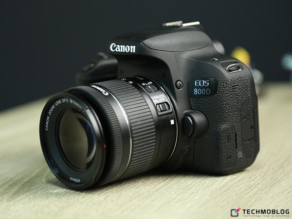 แนะนำ 3 จุดเด่นของกล้องถ่ายรูป รุ่น Canon EOS 800D กล้อง DSLS ขนาดเล็ดสเปกโดนใจ ถูกใจสายคนชอบเล่นกล้องแน่นอน