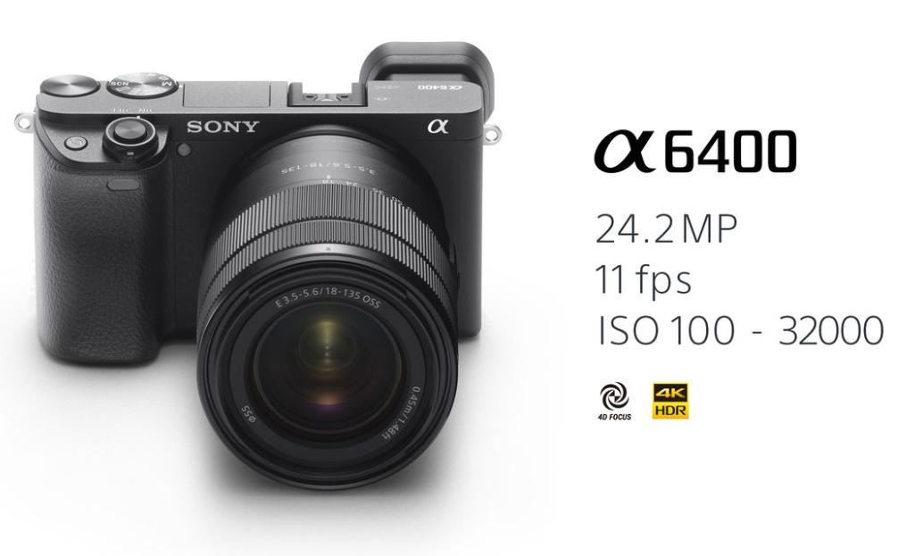 Sony A6400 กล้อง Mirror less ที่ Vloger เลือกใช้