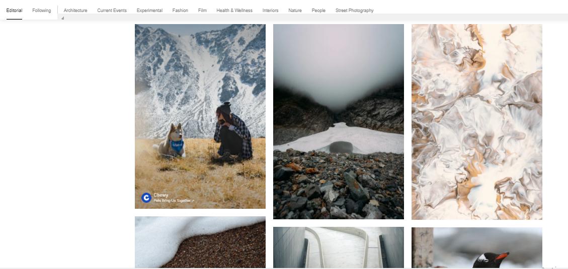 ถ่ายรูปเป็นงานอดิเรก อยากโชว์ผลงานแนะนำเว็บไซด์ unsplash โชว์รูปได้ง่าย ๆ