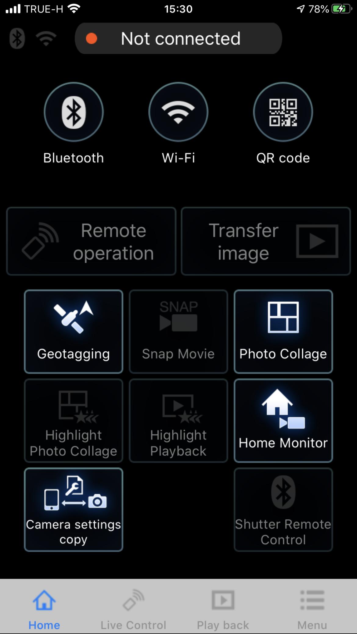 Application สำหรับคนที่ใช้กล้อง Panasonic