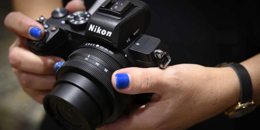 เปรียบเทียบกล้อง nikon-z50