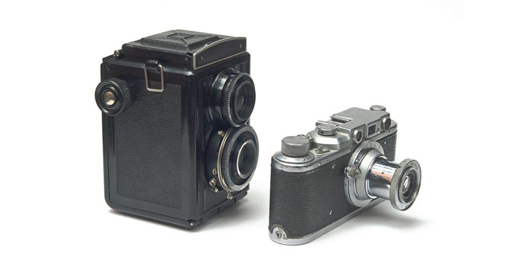 กล้องฟิล์มยอดฮิตใหญ่เล็ก