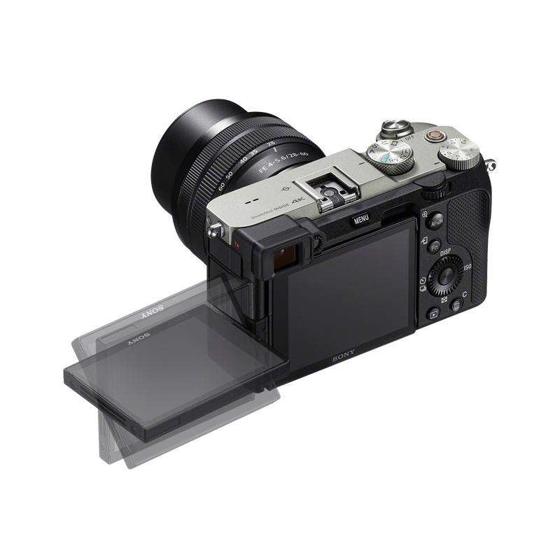 กล้องน่าใช้ Sony A7C