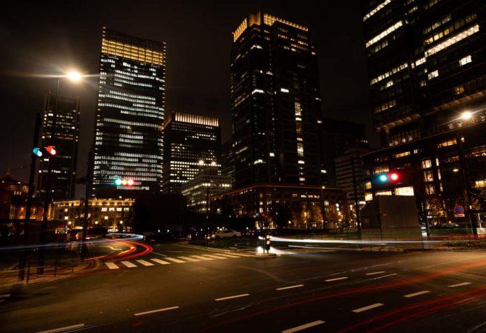 การถ่ายภาพในเมือง