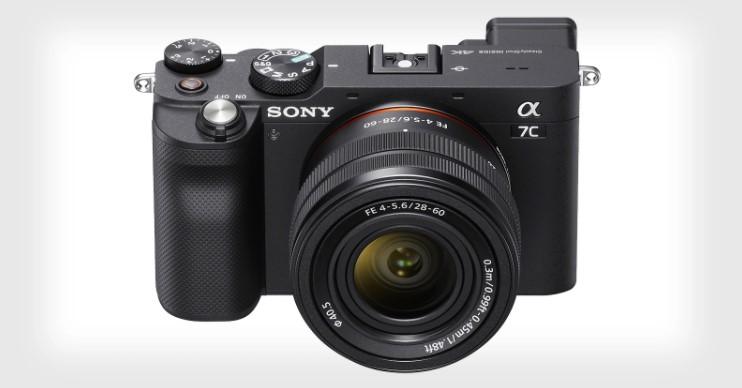 กล้องถ่ายรูป Sony A7C