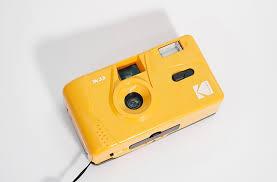 ตัวอย่างกล้องฟิล์มKODAK M35