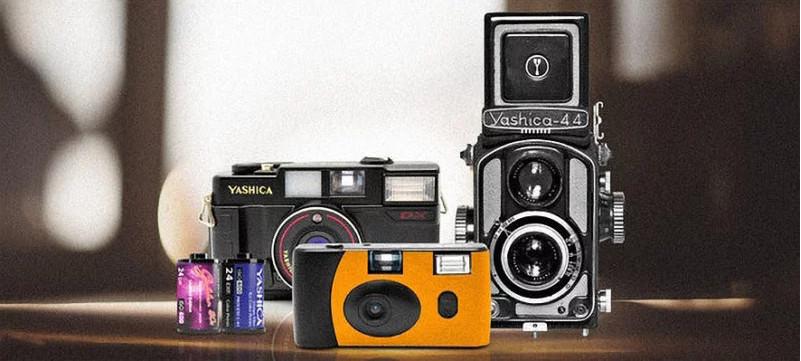 สามกล้องฟิล์มยอดฮิต