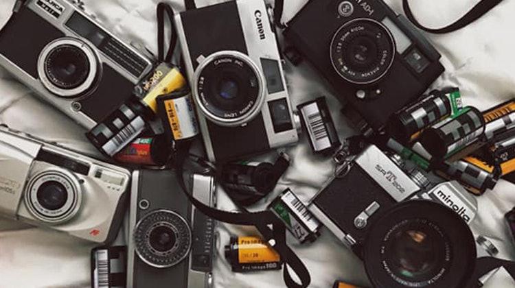 กล้องฟิล์มยอดฮิต นิยมซื้อ-ขายในวงการ