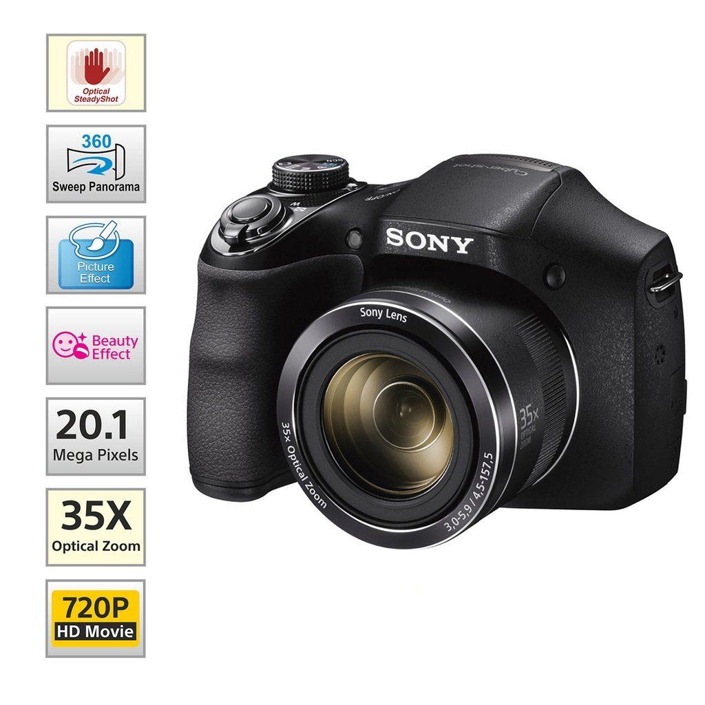 กล้องdigitalSony DSC-H300
