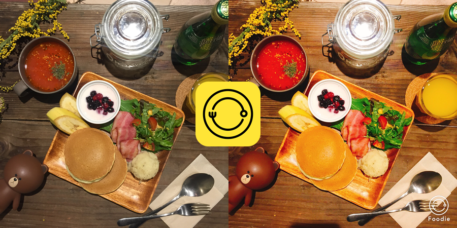 Foodie Camera for life