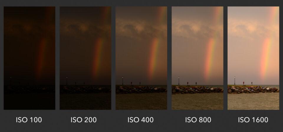 ค่า ISO หรือค่าความไวแสงในการถ่ายรูปคืออะไร?