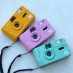 กล้องฟิล์มKODAK M35 น่าใช้