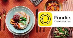 Foodie – Camera for life แอพพลิเคชั่นกล้องสำหรับถ่ายรูปอาหาร