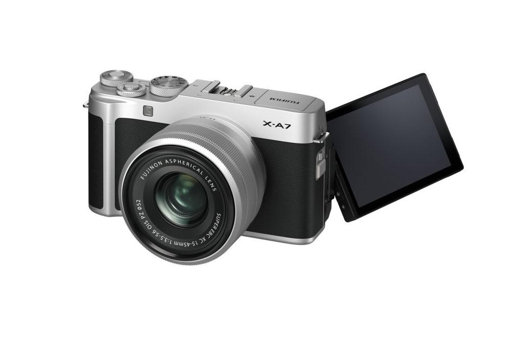 Fujifilm Xa7 เเนะนำ