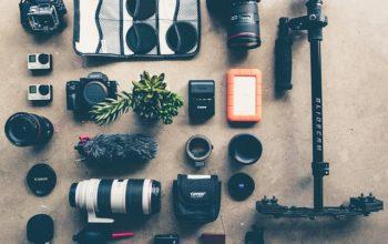 รวมอุปกรณ์กล้องถ่ายภาพ