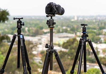 หลากหลายเหตุผลที่ต้องลงทุนกับขาตั้งกล้องคุณภาพดี