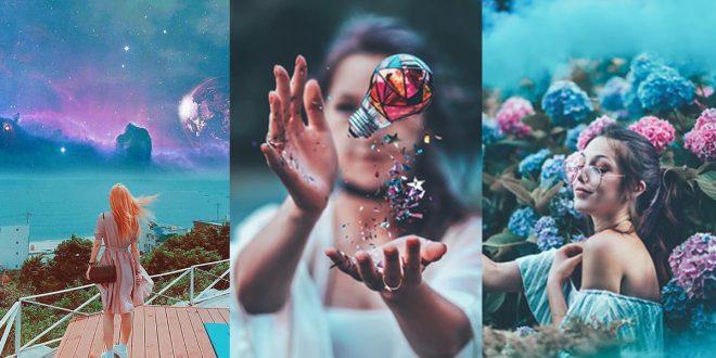 ไอเดียการถ่ายภาพบุคคลในแนวตั้ง ที่มีความสวยงามและได้องค์ประกอบ