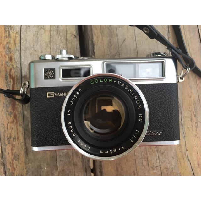 กล้องYashica Electro35