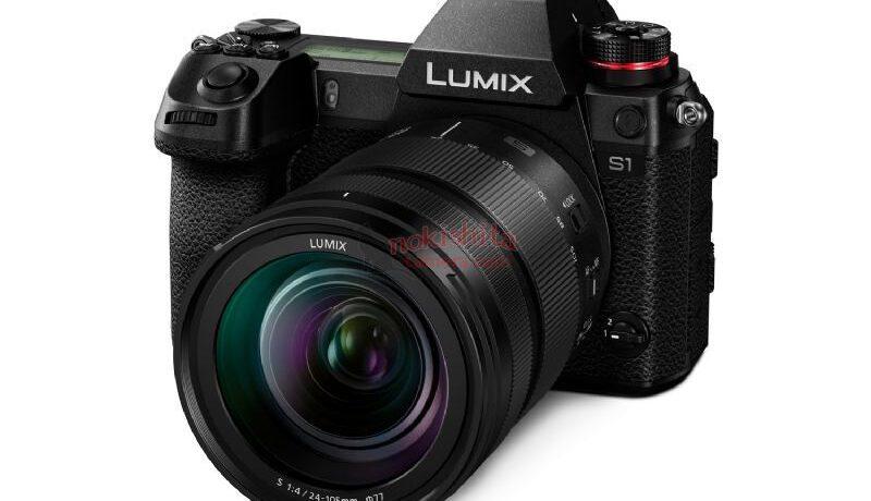 กล้องถ่ายรูปรุ่น PANASONIC LUMIX S1 ดีไซน์น่าใช้งานมาก พร้อมลุยทุกสถานการณ์