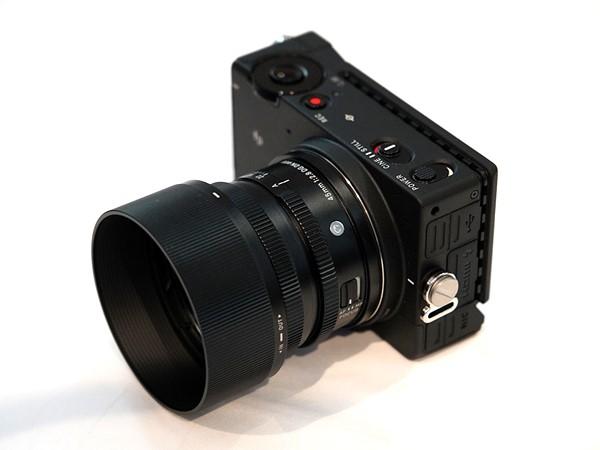 กล้องMIRRORLESS FULL FRAME