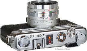 ตัวอย่างYashica Electro35