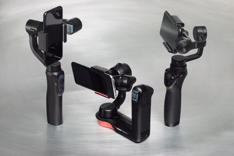 อุปกรณ์ถ่ายรูปด้วยกล้องมือถือ