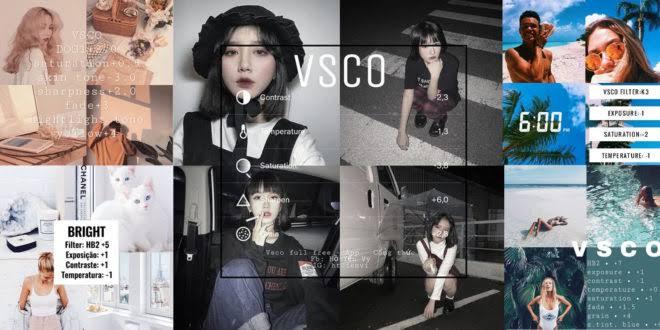 Vsco แอพแต่งภาพสุดชีคที่ใช้แต่งภาพที่มีอาร์ตฟิลเตอร์ให้เลือกมากมายจนพอใจ
