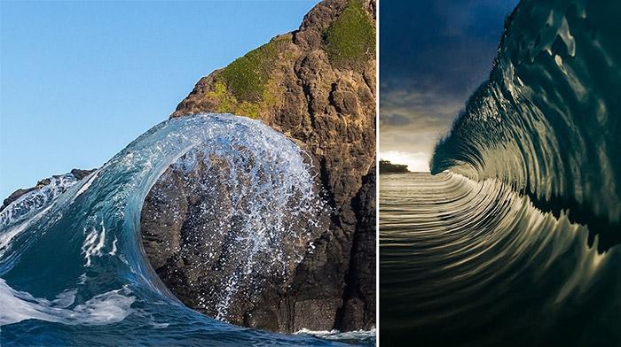การถ่ายภาพคลื่น เป็นอีกแนวทาง สำหรับ การถ่ายภาพ สำหรับผู้ชื่นชอบเที่ยวทะเล