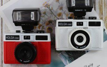 กล้อง HOLGAมือสอง