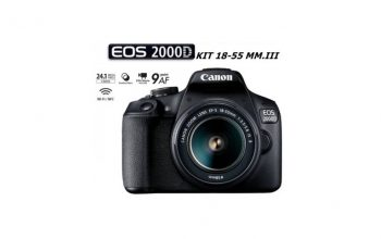 EOS 2000D kit ราคาไม่แพง