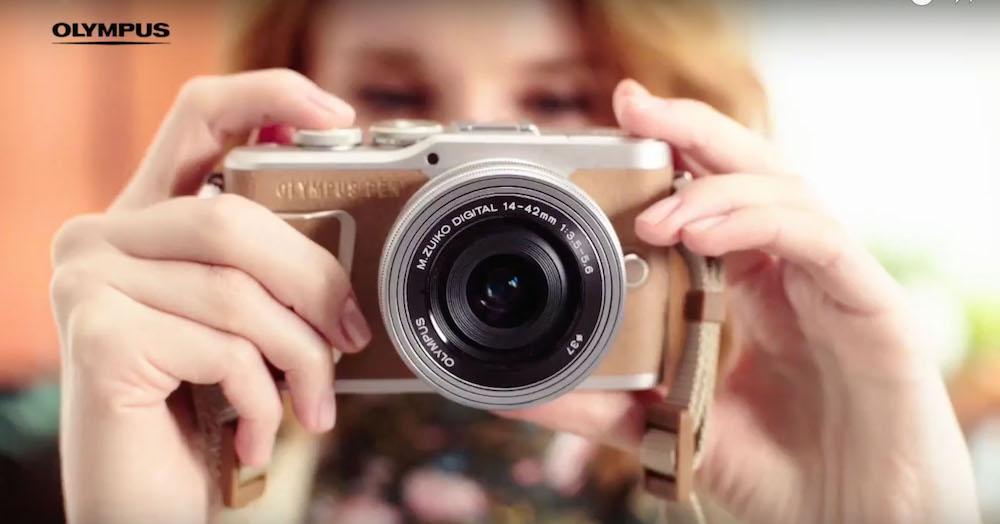 Camera E-PL9 กล่อง  Mirrorless จากค่าย Olympus ครบครันทุกฟังก์ชั่น ราคาดี