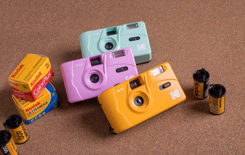 Film Camera M35 กล้องCompactราคาถูกแต่คุณภาพเกินราคาจากค่ายดัง Kodak
