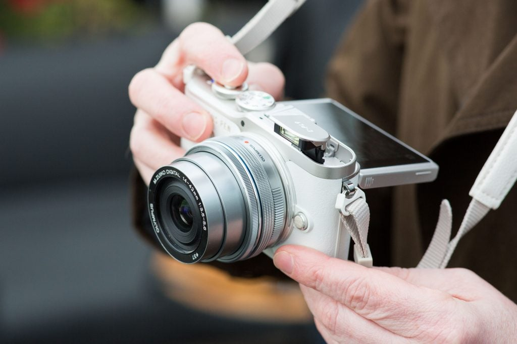 Camera E-PL9 น่าใช้