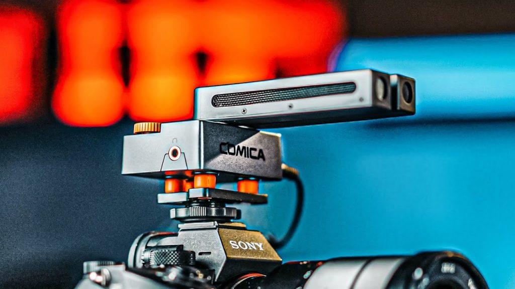 แทรกซ์ช็อต ไมค์กล้อง