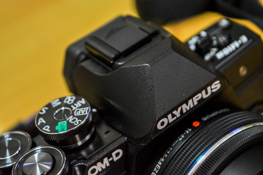 กล้องโอลิมปัส