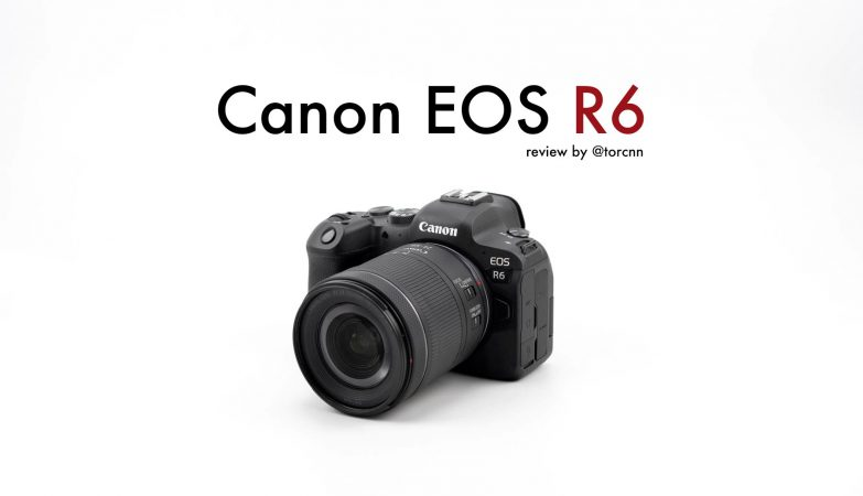 Canon EOS R6 ออกทริป