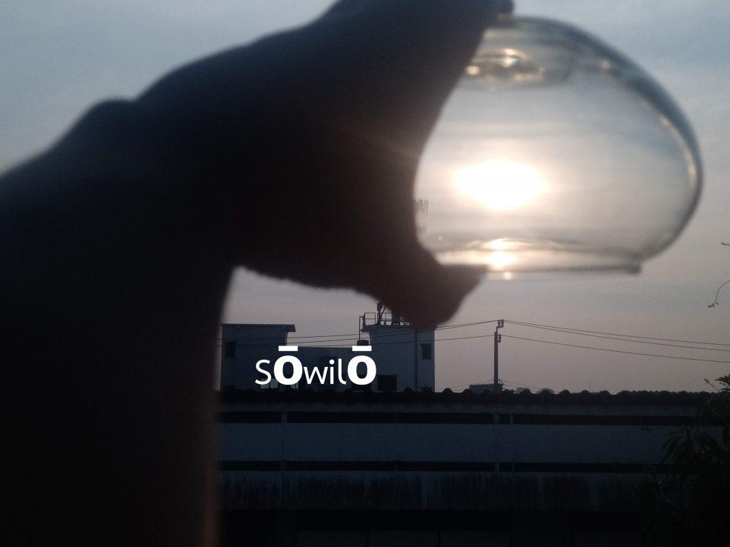 ถ่ายรูปแนวเก็บพระอาทิตย์