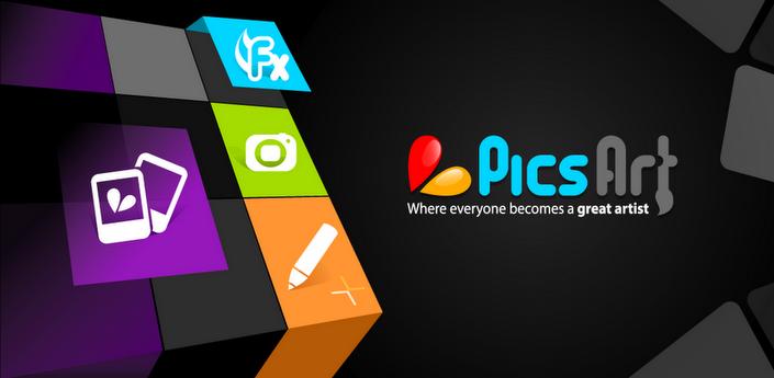 application picart แต่งรูปผ่านมือถือ