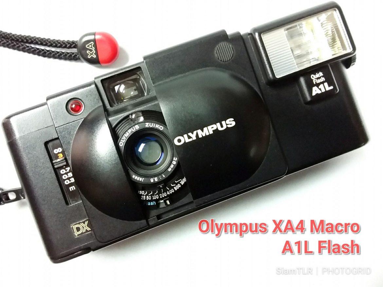 XA4 Macro กล้อง Compact Film ดีไซน์บ้านๆราคาถูก ยุค80อย่างกล้อง Olympus