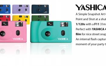 """Yashica รุ่น """"MF-1 น่าใช้"""