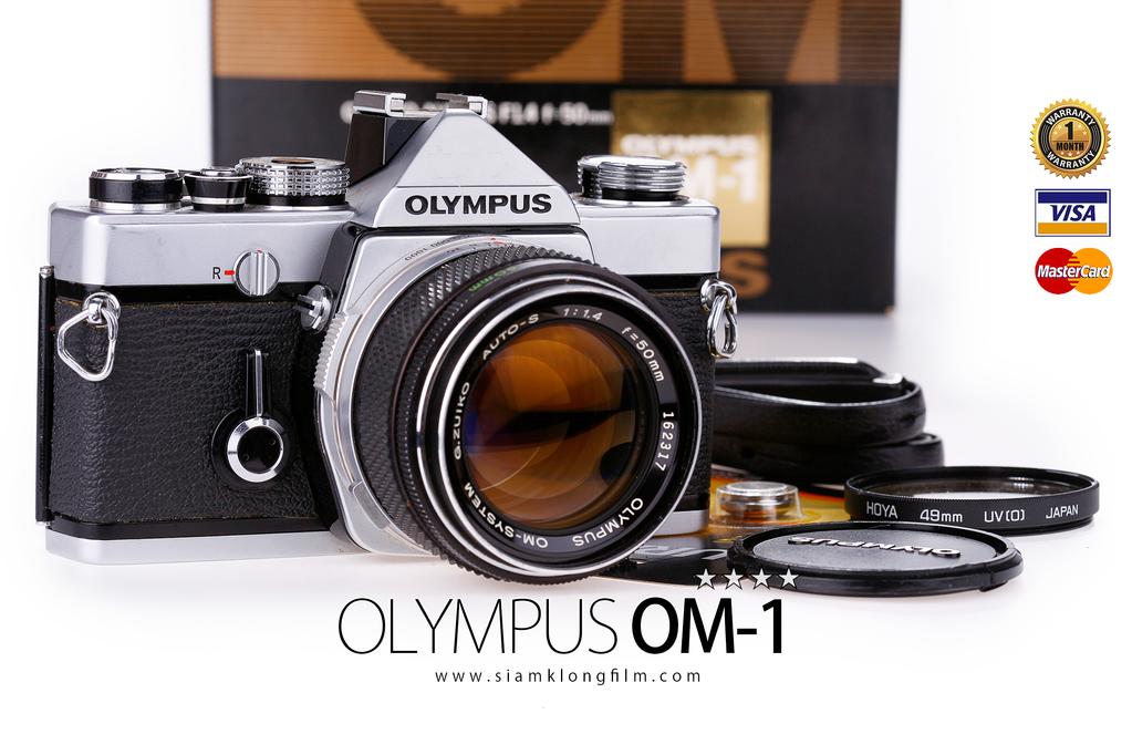 OM-1 กล้อง Compact SLR จากค่าย Olympus กล้องระดับโลก ที่ใครๆก็อยากได้